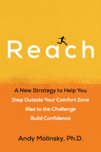 REACH NEW COVER